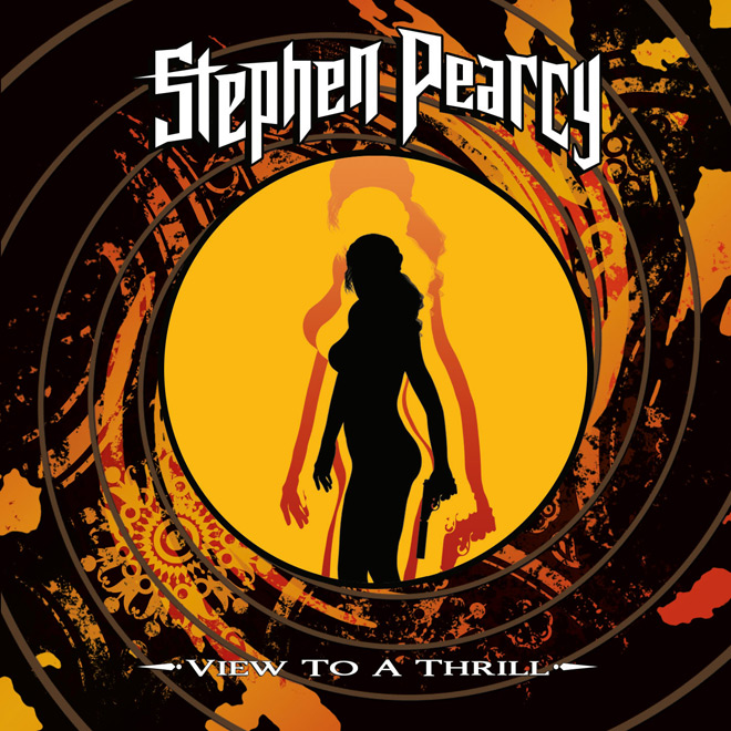 stephen - Stephen Pearcy - View to a Thrill (Album Review)