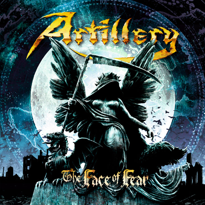 the face of fear - Artillery - The Face of Fear (Album Review)