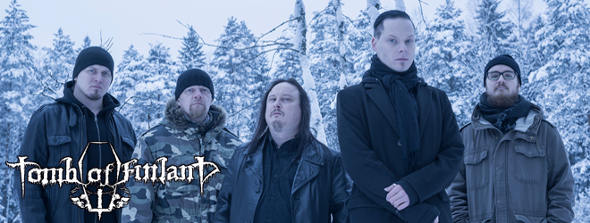 tomb of finland interview slide - Interview - Jasse Von Hast Talks Tomb of Finland & Charon