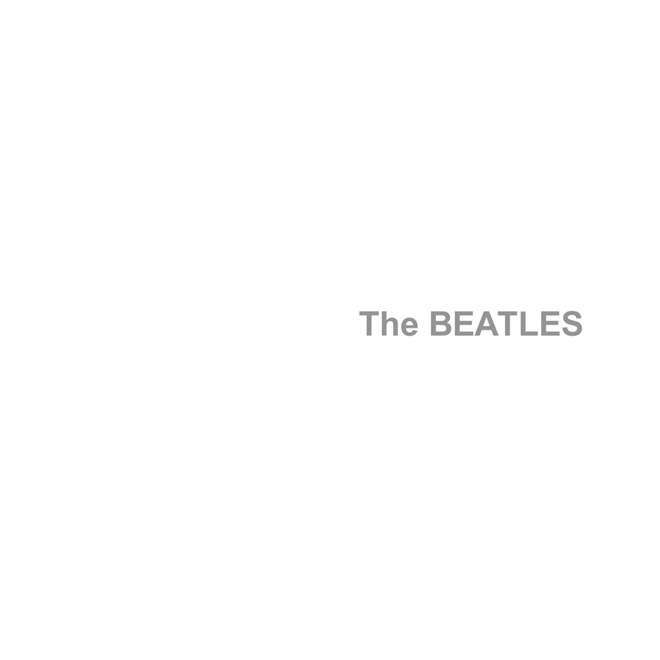 white album cover - The Beatles' White Album 50 Years Later
