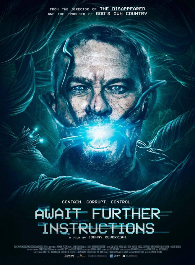 await further instructions poster - Await Further Instructions (Movie Review)