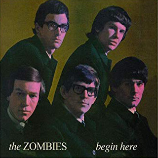 begin here - Interview - Chris White of The Zombies