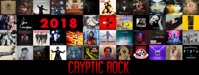 best of 2018 albums - Cryptic Rock Presents: The Best Albums Of 2018