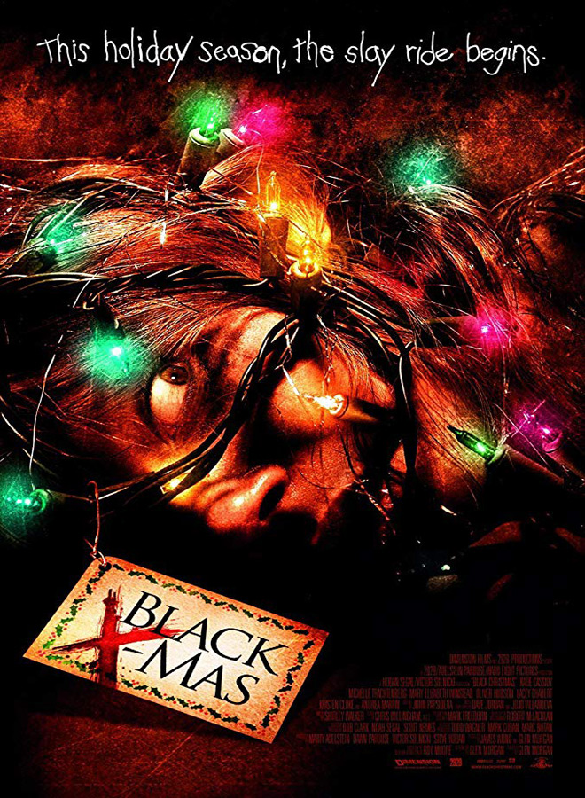 black xmas poster - The Anatomy of a Remake: Black Christmas