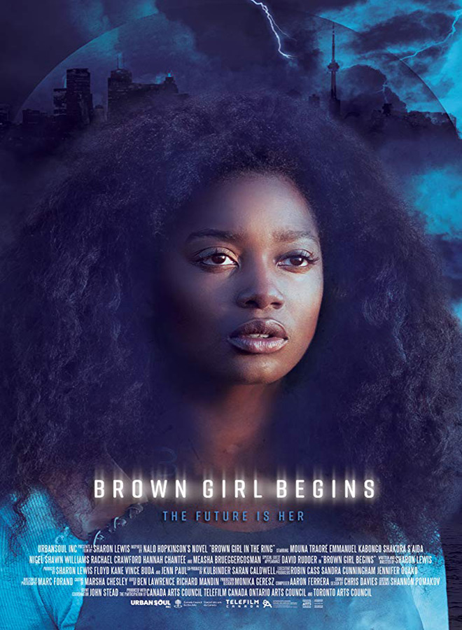 brown girl begins poster - Brown Girl Begins (Movie Review)
