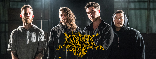 chelsea grin tom interview - Interview - Tom Barber of Chelsea Grin