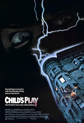 childs play - Interview - Chris Sarandon