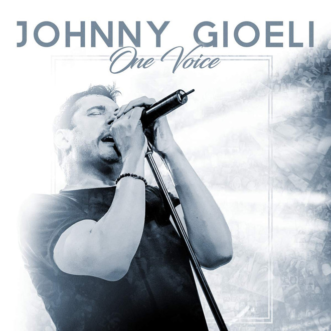 johnny gioelli one voice - Johnny Gioeli - One Voice (Album Review)