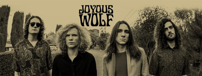 joyous wolf slide - Developing Artist Showcase - Joyous Wolf