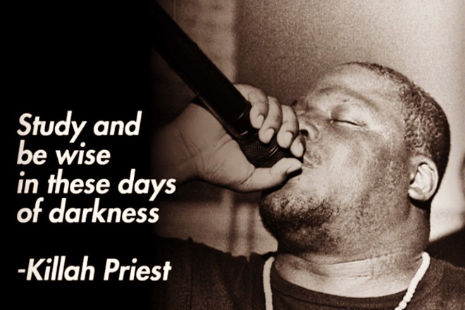 killah priest promo - Interview - Killah Priest
