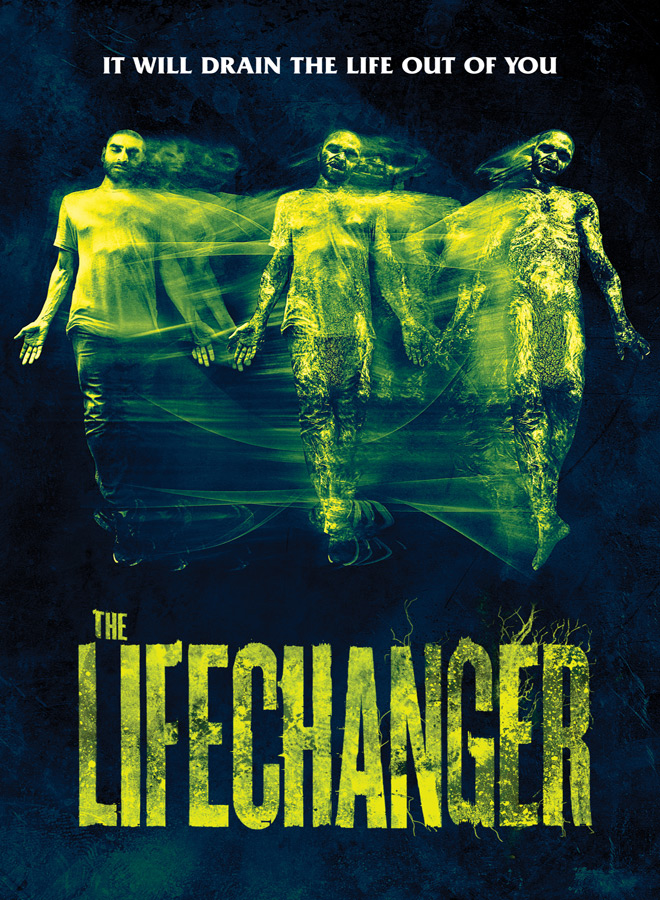 lifechanger poster - Lifechanger (Movie Review)