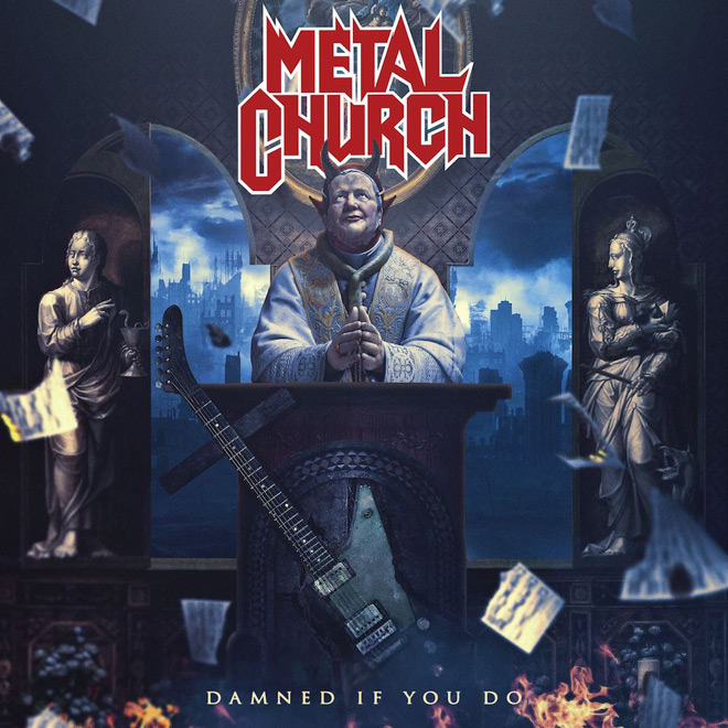 metal church damned if you do - Metal Church - Damned If You Do (Album Review)