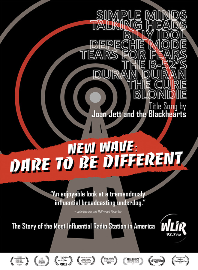 new wave poster - New Wave: Dare To Be Different (Documentary Review)