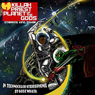 planet of the killer gods - Interview - Killah Priest