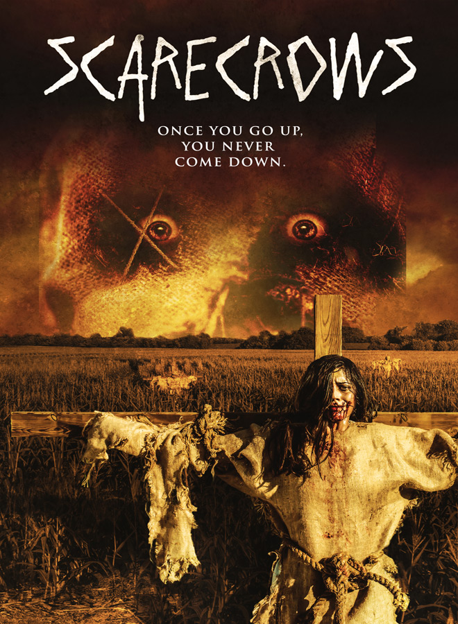 scarecrows poster - Scarecrows (Movie Review)