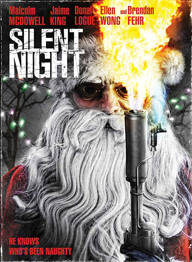 silent night poster - The Anatomy of a Remake: Silent Night, Deadly Night
