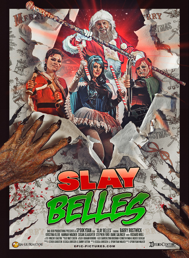 slay belles poster - Slay Belles (Movie Review)