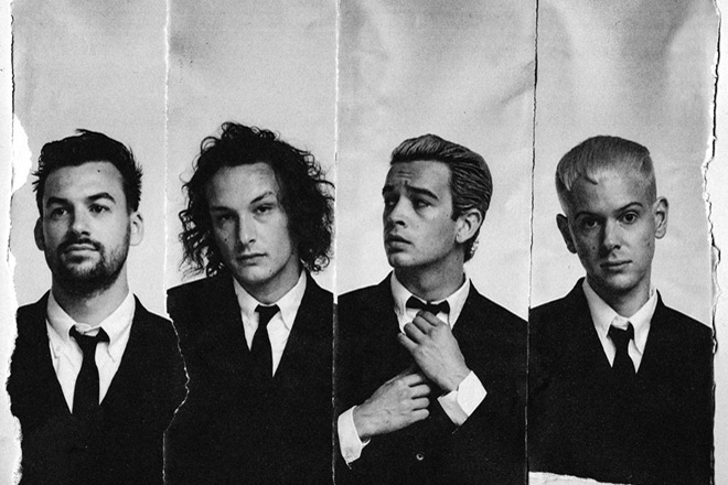 the 1975 promo - The 1975 - A Brief Inquiry into Online Relationships (Album Review)