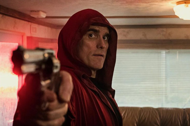 the house jack gun - The House That Jack Built (Movie Review)