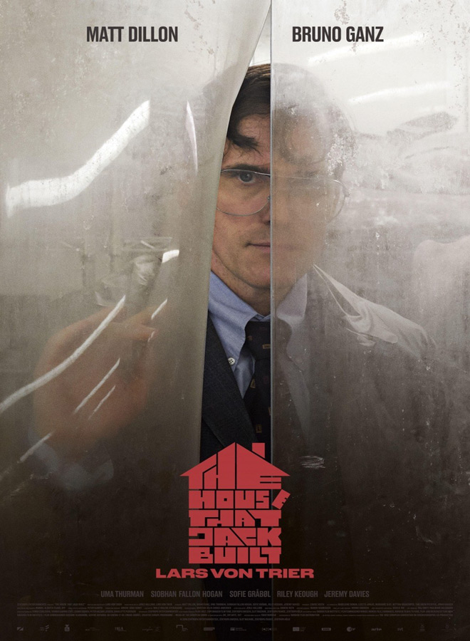 the house jack poster - The House That Jack Built (Movie Review)