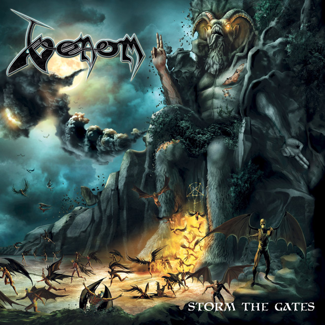 venom storm the gates - Venom - Storm the Gates (Album Review)