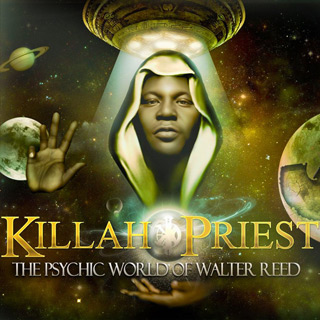 walter reed - Interview - Killah Priest