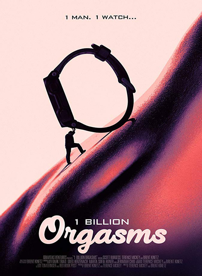 1 billion orgasms poster - 1 Billion Orgasms (Documentary Review)