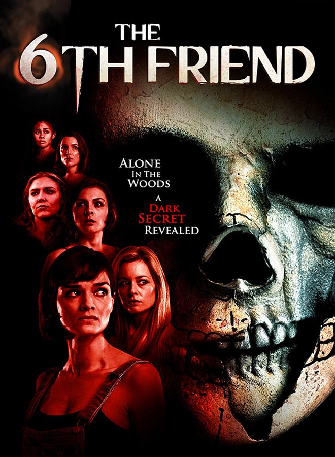 6th friend poster - The 6th Friend (Movie Review)