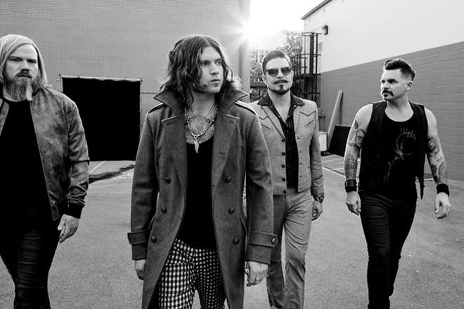 Rival Sons press photo - Rival Sons - Feral Roots (Album Review)
