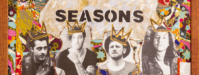 Seasons slide - American Authors - Seasons (Album Review)