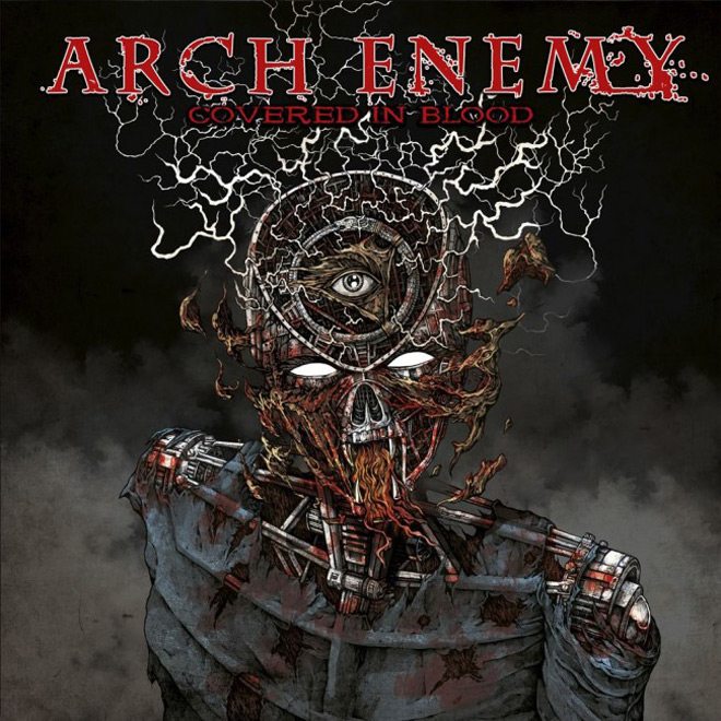 arch enemy covered - Arch Enemy - Covered in Blood (Album Review)