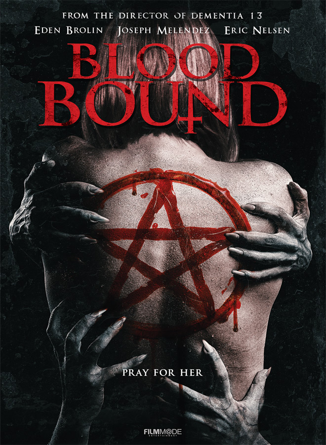 blood bound poster - Blood Bound (Movie Review)