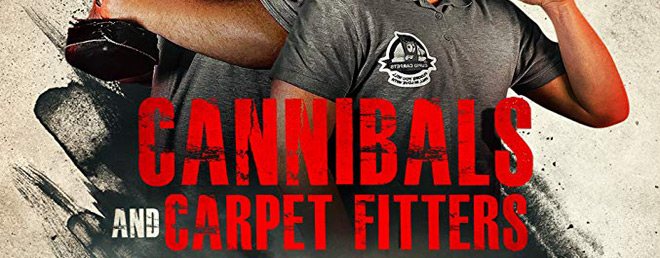 cannibals n carpet fitters slide - Cannibals and Carpet Fitters (Movie Review)