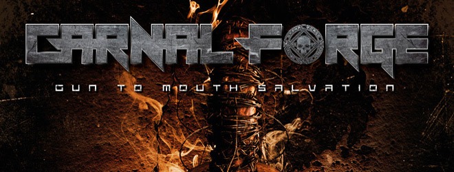 carnal forge gun to mouth slide - Carnal Forge - Gun to Mouth Salvation (Album Review)