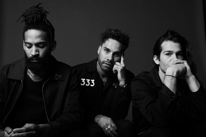 fever 333 promo - Fever 333 - Strength In Numb333rs (Album Review)
