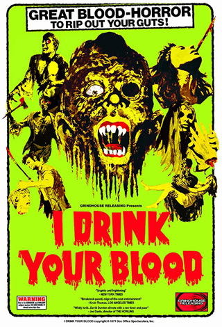 i drink your blood poster - Interview - Lynn Lowry