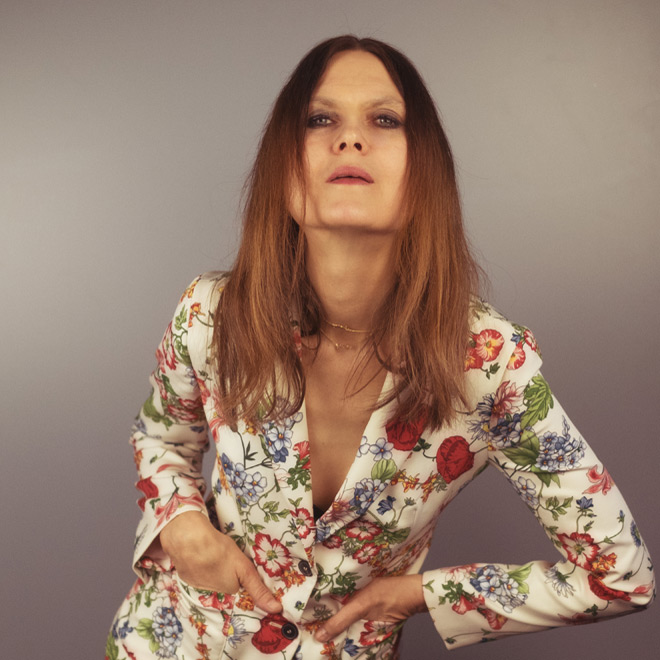 juliana hatfield promo - Juliana Hatfield - Weird (Album Review)