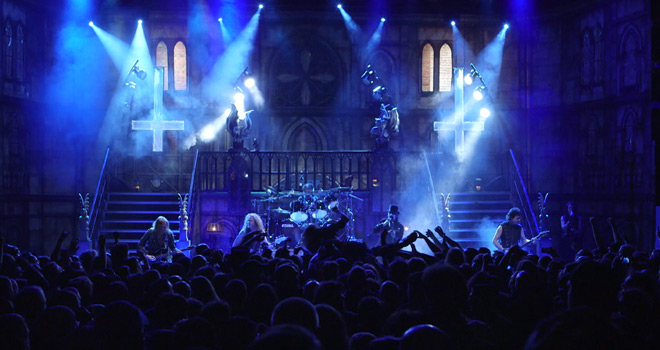king diamond live promo - King Diamond - Songs For The Dead Live (Album Review)