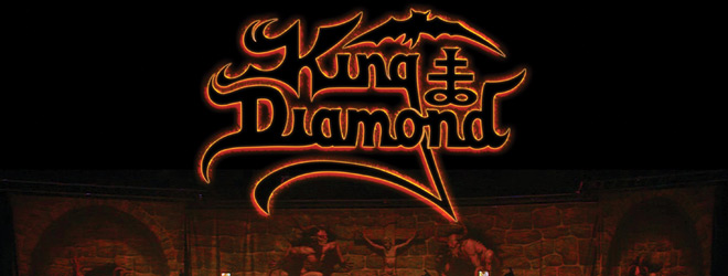 king diamond live slide - King Diamond - Songs For The Dead Live (Album Review)
