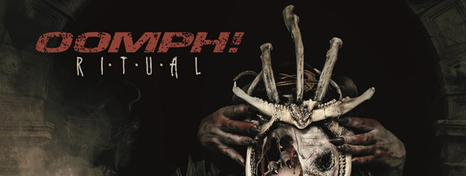 oomph ritual slide - Oomph! - Ritual (Album Review)