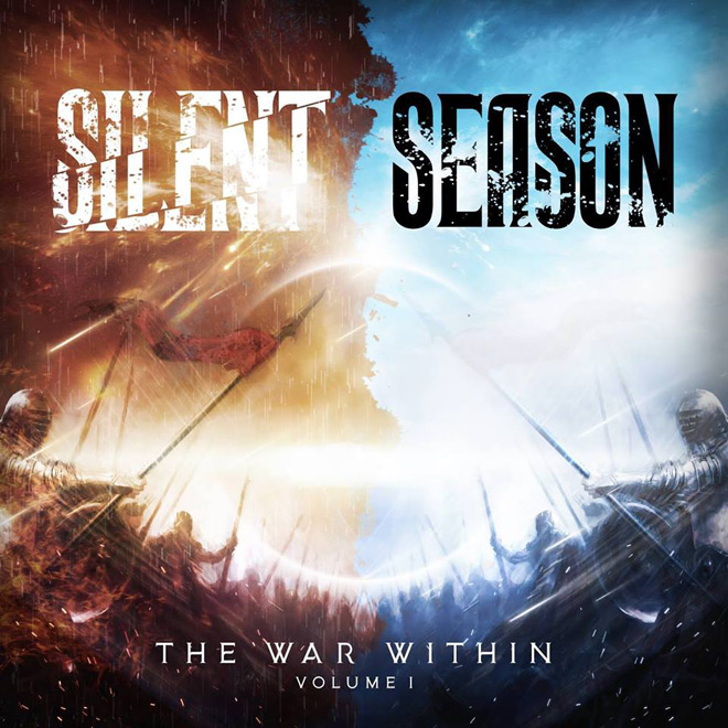 silent season the war - Silent Season - The War Within (Volume I) (EP Review)