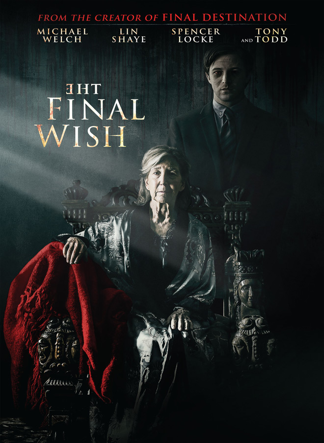 the final wish poster - Interview - Michael Welch