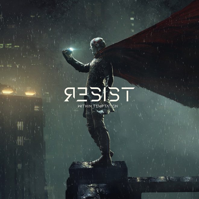 within temptation resist album - Cryptic Rock Presents: The Best Albums of 2019