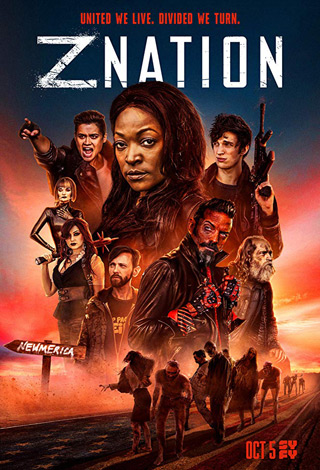 z nation - Interview - Michael Welch