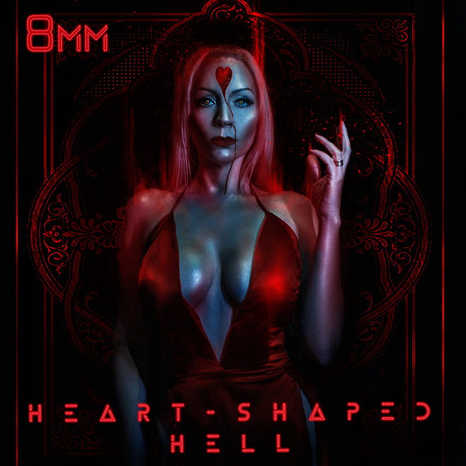 8mm album - 8mm - Heart-Shaped Hell (EP Review)