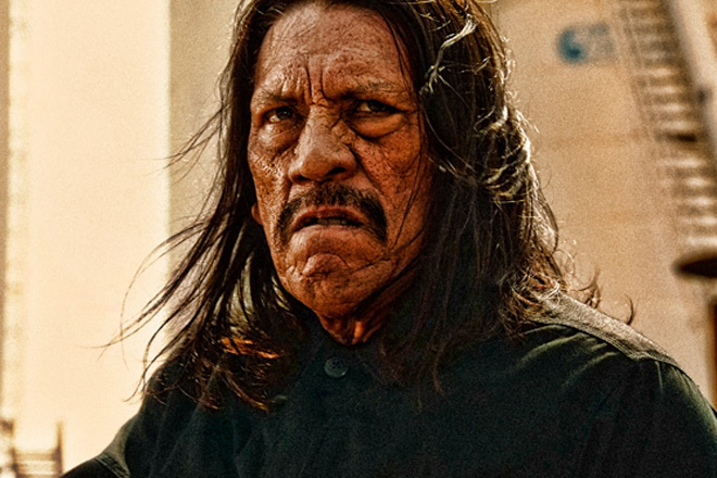 Danny Trejo Machete Kills - Interview - Danny Trejo