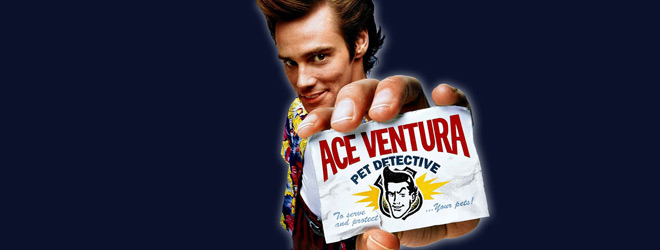 ace slide - Ace Ventura: Pet Detective - 25 Years In The Wild