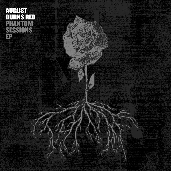 august burns red phantom - August Burns Red - Phantom Sessions (EP Review)