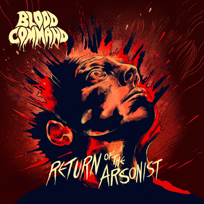 blood command ep - Developing Artist Showcase - Blood Command