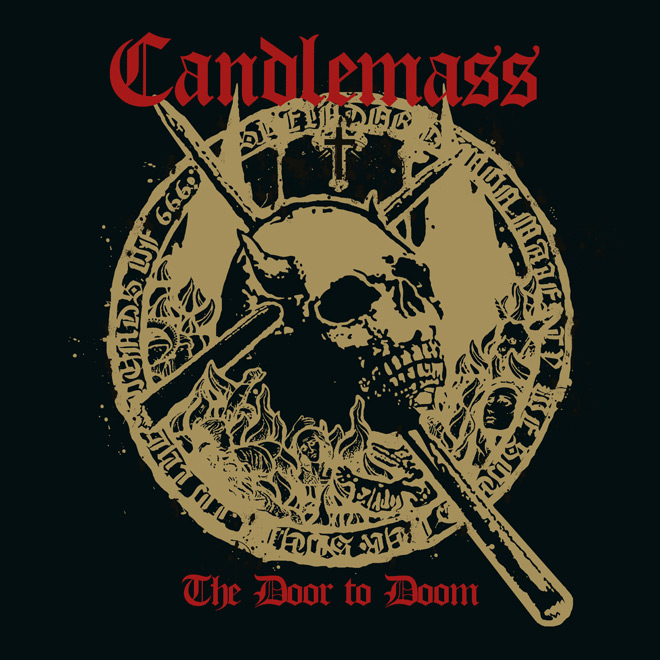 candlemass the door to doom - Candlemass - The Door to Doom (Album Review)